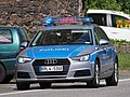 Polizei Audi Unfall in Oberwesel pic1.JPG