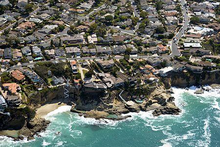 Seaside Pools in South Laguna Beach California
