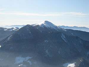 Slovene Prealps - Mount Porezen