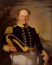 Admiral Richard Darton Thomas