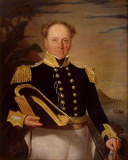 Richard Darton Thomas Royal Navy admiral