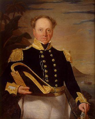 Richard Darton Thomas - Admiral Richard Darton Thomas