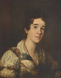 Portrait of Catherine Stephens, Countess of Essex by George Henry Harlow c. 1805.jpg