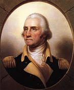 February 4: 1st U.S. President, George Washington, elected.