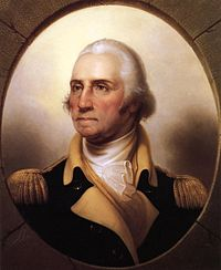 George Washington was a leader in the American Revolution.