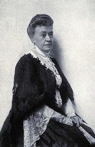 Spouses of the Governor of California - Image: Portrait of Jane Stanford