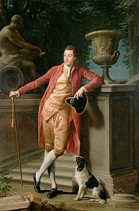 Portrait of John Talbot, Later First Earl Talbot by Pompeo Batoni, 1773, J. Paul Getty Museum.jpg