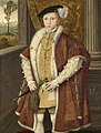 Portrait of King Edward VI of England (1537–1553), attributed to William Scrots.jpg