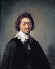 Portrait of Maurits Huygens (1595-1642)