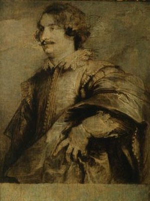 Paulus Pontius - Paul Pontius by Anthony van Dyck.