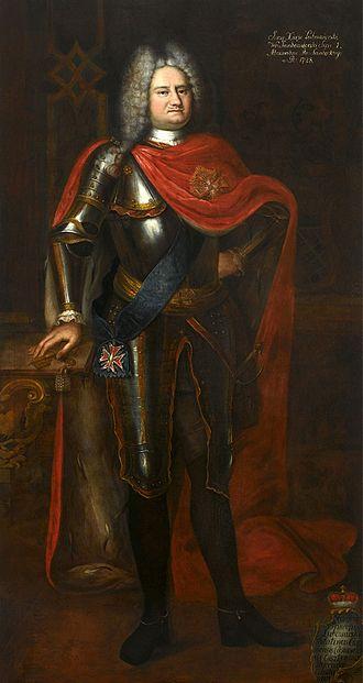 Lubomirski - Prince Jerzy Aleksander Lubomirski