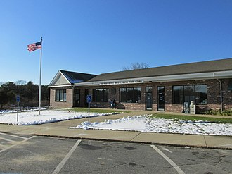 West Chatham, Massachusetts - West Chatham Post Office