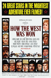 Poster - How the West Was Won.jpg