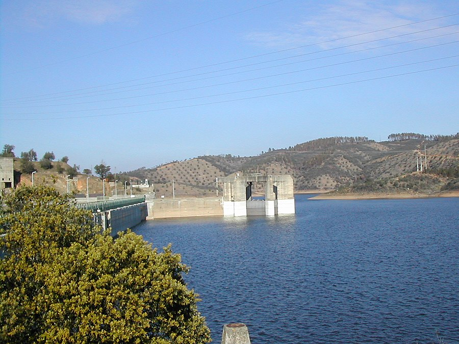Pracana Dam