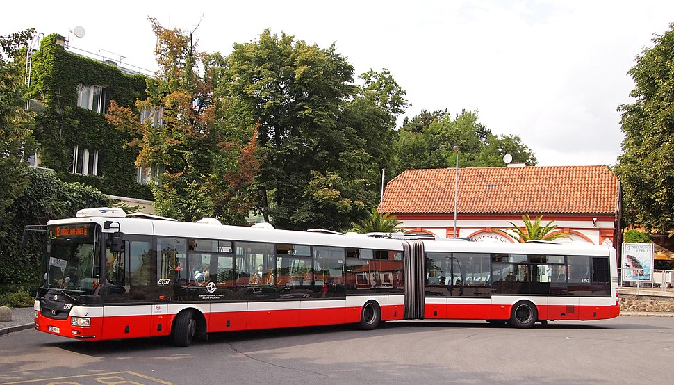 Prague - bus 112
