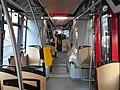 Praha - Inside Tram - Škoda 15T For City (7510141786).jpg