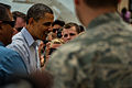 President Barack Obama visits Tinker AFB, Okla. 130526-F-RH756-818.jpg