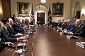 President Trump Welcomes the Prime Minister of Iraq to the White House (50249227737).jpg