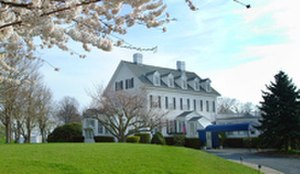 President's House (Naval War College) - Image: Presidents House USNWC