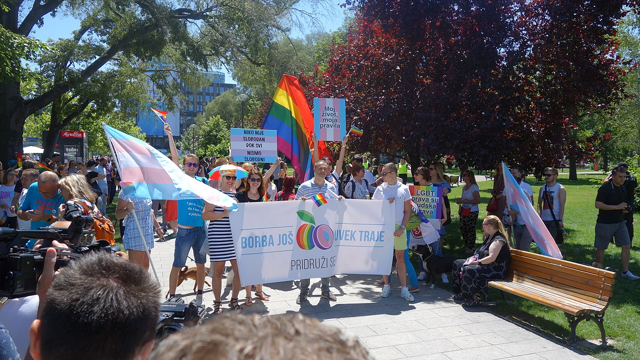 Pride Serbia 2019 - Start at Pioneers Park, Belgrade.jpg