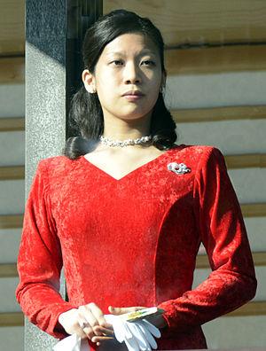 Noriko Senge - Noriko (then Princess Noriko) in 2013