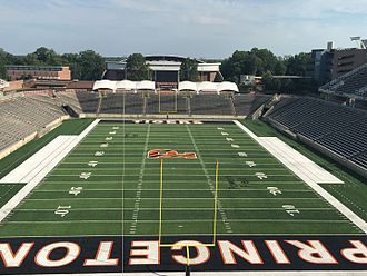 Princeton Tigers football - Princeton University Stadium