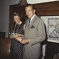 Prinses Beatrix en Prins Claus ontvangen 2 Surinaamse kinderen op Drakensteijn i, Bestanddeelnr 254-8563.jpg