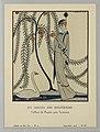 Print, Gazette du Bon Ton (Journal of Good Taste), Vol. 1, No. 11, Au Jardin des Hespérides (Garden of Hesperides), Plate 4, September 1913 (CH 18614911).jpg