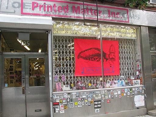 Printed Matter 2009
