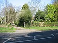 Private driveway off the A10 - geograph.org.uk - 768547.jpg