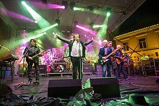Prljavo kazalište Croatian rock band