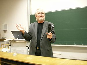 Animal law -  Prominent Animal Rights scholar Tom Regan