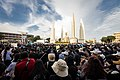 Protest in 2020 Democracy Monument (II).jpg