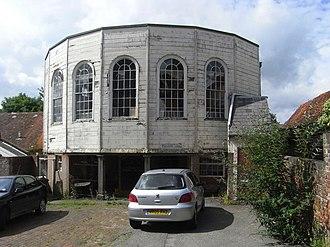 Cranbrook, Kent - The former Providence Baptist Chapel
