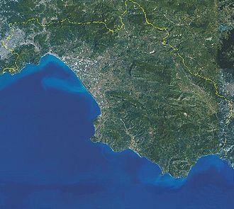 Provincia di Salerno - Wikipedia