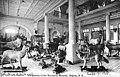 Provincial Museum interior showing natural history exhibit, Victoria, British Columbia, circa 1905 (AL+CA 2051).jpg