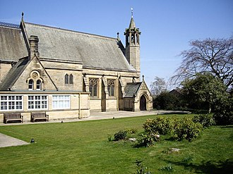 Prudhoe - Our Lady and St Cuthbert – the church that moved