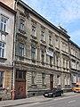 Przemyśl, dom przy ul. Dworskiego (d. 1 Maja) 40, widok od wsch..JPG