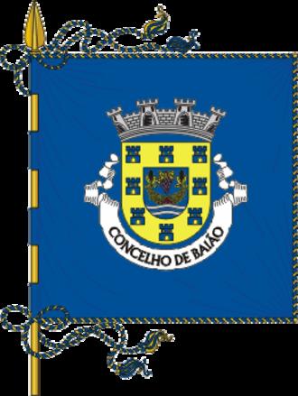 Baião, Portugal - Image: Pt bao 3