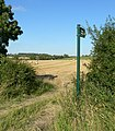 Public Footpath to Owston Woods - geograph.org.uk - 522387.jpg