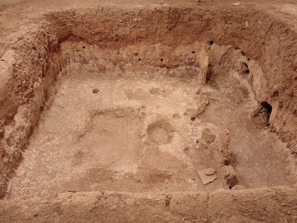 Pueblo I protokiva at Mesa Verde by RO