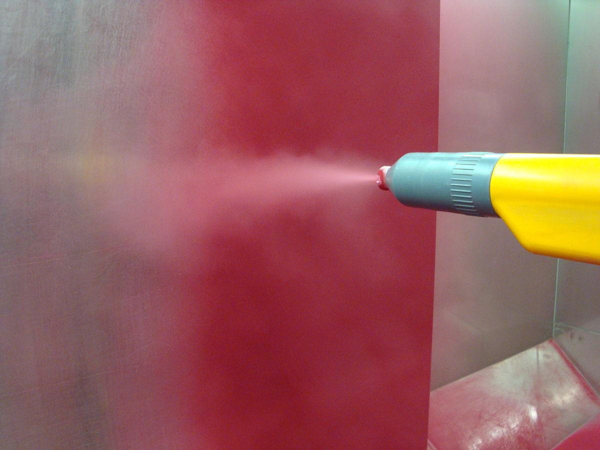 Paint Gun To Paint House