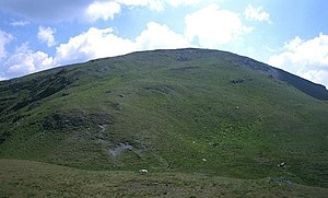 Plynlimon - The northern slopes of Pumlumon Fawr