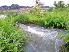 different types of irrigation in india