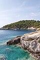 Punta Matano (?) - San Domino Island, Tremiti, Foggia, Italy - August 21, 2013 01.jpg
