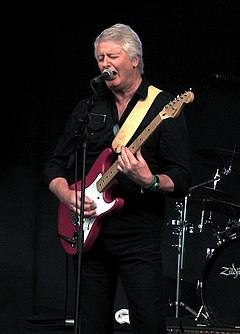 Pye Hastings British musician