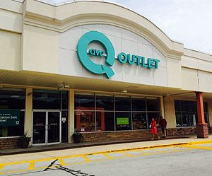 QVC - QVC Outlet store in Frazer, Pennsylvania