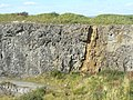 Quarry face - geograph.org.uk - 1485297.jpg
