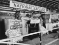 Queensland State Archives 2952 Salvage display at the Royal National Exhibition Brisbane August 1941.png
