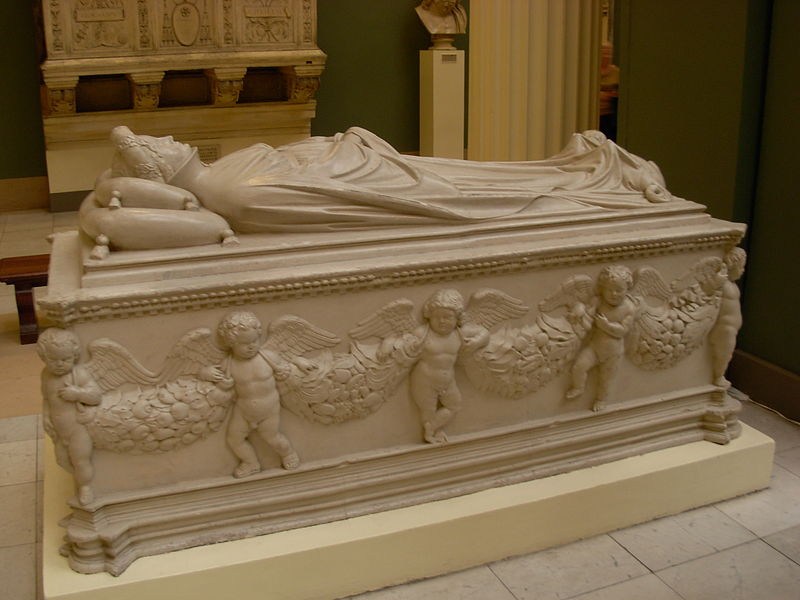 http://upload.wikimedia.org/wikipedia/commons/thumb/8/88/Quercia's_grave_and_monument_at_CMArt.JPG/800px-Quercia's_grave_and_monument_at_CMArt.JPG